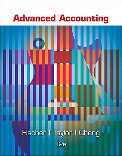 Amazon advanced accounting 9781305084858 paul m fischer amazon advanced accounting 9781305084858 paul m fischer william j tayler rita h cheng books fandeluxe Choice Image