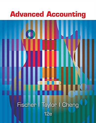 advanced accounting 12 edition - 2