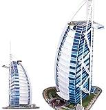 Burj Al Arab - 3D Puzzle