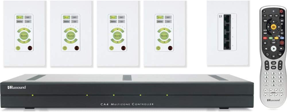 Russound CA4KT1 Multiroom Controller Amplifier