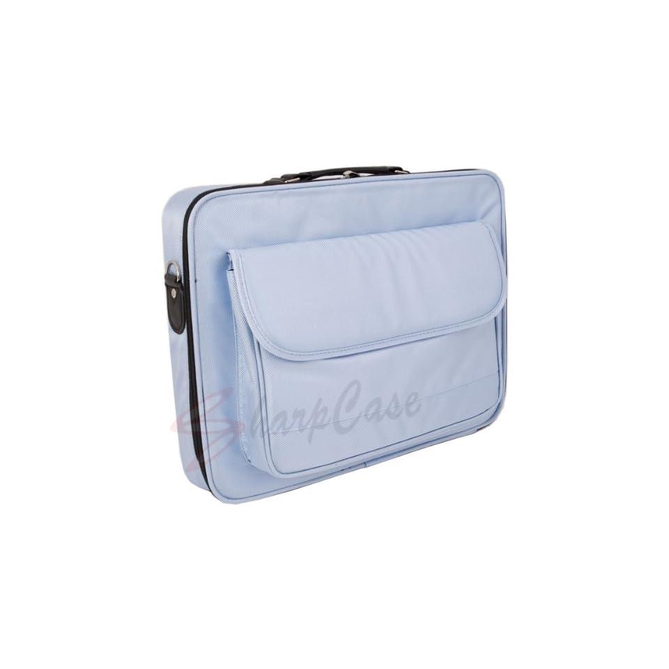 15.6 Laptop Bag 1680D Light Blue Case Pack 10