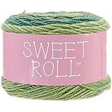 Premier Yarns 1047-08 Sweet Roll Yarn-Mint Swirl