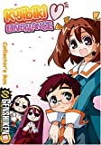 DVD : Kujibiki Unbalance Premium Vols 1-3