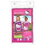 Amscan Hello Kitty Potato Sacks Birthday Game Activity Party Supplies , Pink/Purple, 24 Pieces