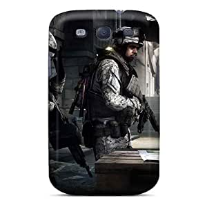 New Cute Funny Games Battlefield Case Cover/ Galaxy S3 Case Cover