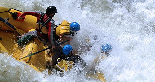 Half-Day Fraser River Rafting in Canada for One - Tinggly Voucher / Gift Card in a Gift - Vouchers Canada Gift
