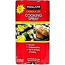 Kirkland Signature Canola Oil Cooking Spray, 2 Count