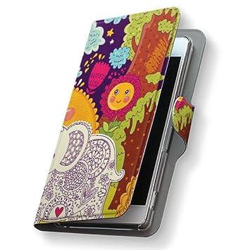 d6f8418db5 Xperia XZs SOV35 ケース カバー 手帳 スマコレ 手帳型 全機種対応 有り レザー 手帳タイプ