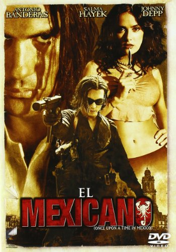 El Mexicano (Once Upon A Time In Mexico) [Import espagnol]