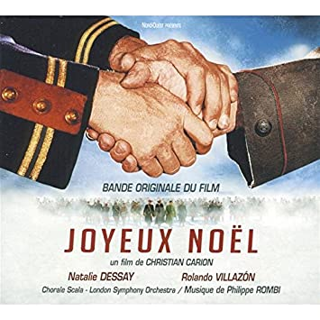 Joyeux Noel Musique Philippe Rombi   Joyeux Noel: Musique Film De Christian Carion