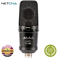 C1USB Cardioid Condenser USB Microphone C1USB Cardioid Condenser USB Microphone With Free 6 Feet NETCNA HDMI Cable - BY NETCNA
