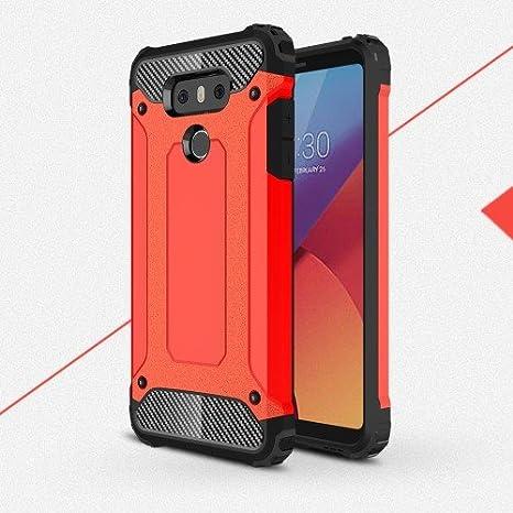 BIPOP CASE Carcasa LG G6 plástico Suave 100% sólido ...
