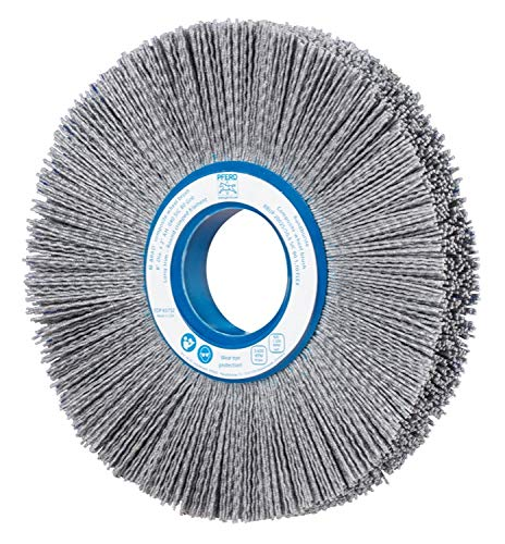 PFERD 83732 M-BRAD Composite Radial Wheel Brush, Silicon Carbide Grain, 8