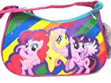 My Little Pony Small Handbag Purse Zippered Closure