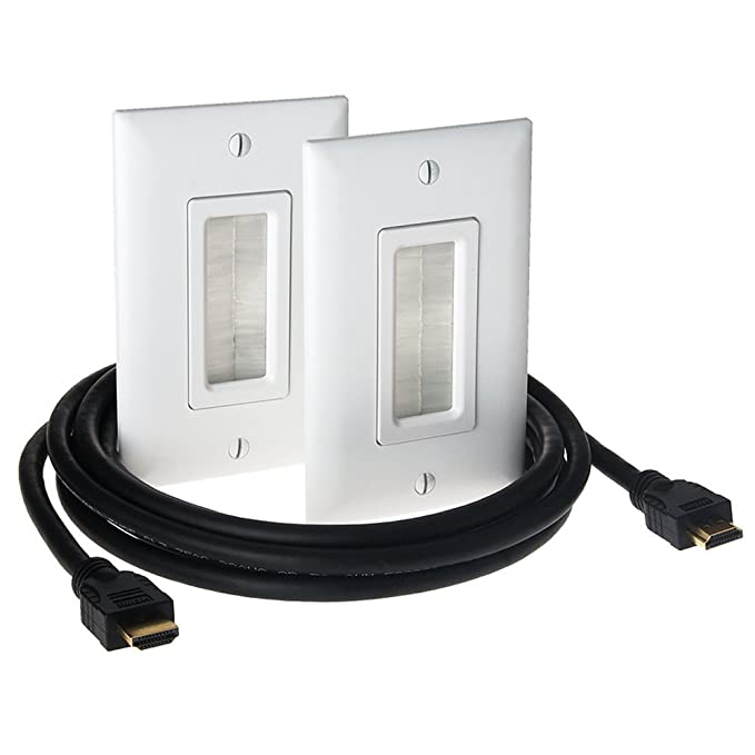 Amazon.com: Legrand - On-Q HDMI In-Wall Connection Kit, HT2000WHV1: Home Audio & Theater