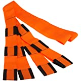 FF Forearm Forklift Lifting and Moving Straps, Orange, Model L74995CN