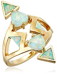Noir Jewelry Kalliope Statement Ring