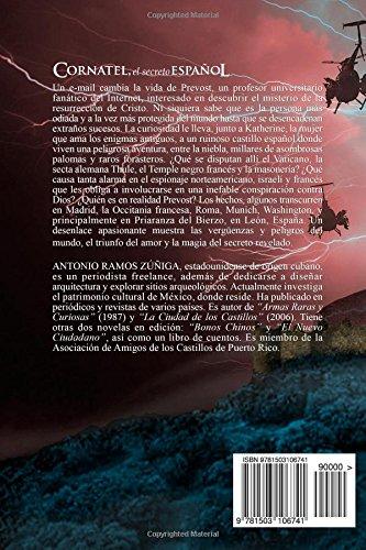 Cornatel, el secreto español (Spanish Edition): Antonio ...