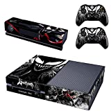 Cheap Vanknight Vinyl Decal Skin Stickers Cover for Xbox One Console Kinect 2 Controllers