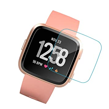 Hemobllo 2pcs smartwatch Protector de Pantalla película ...