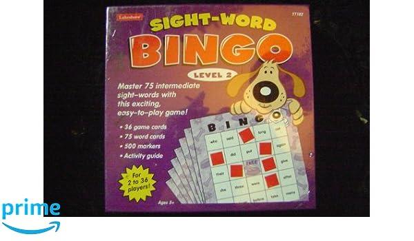 Cosy bingo