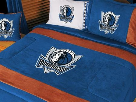 NBA Dallas Mavericks MVP Comforter Twin