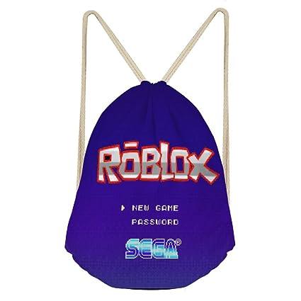 Amazon.com: Fashion Roblox Games Printed Women Backpack ...