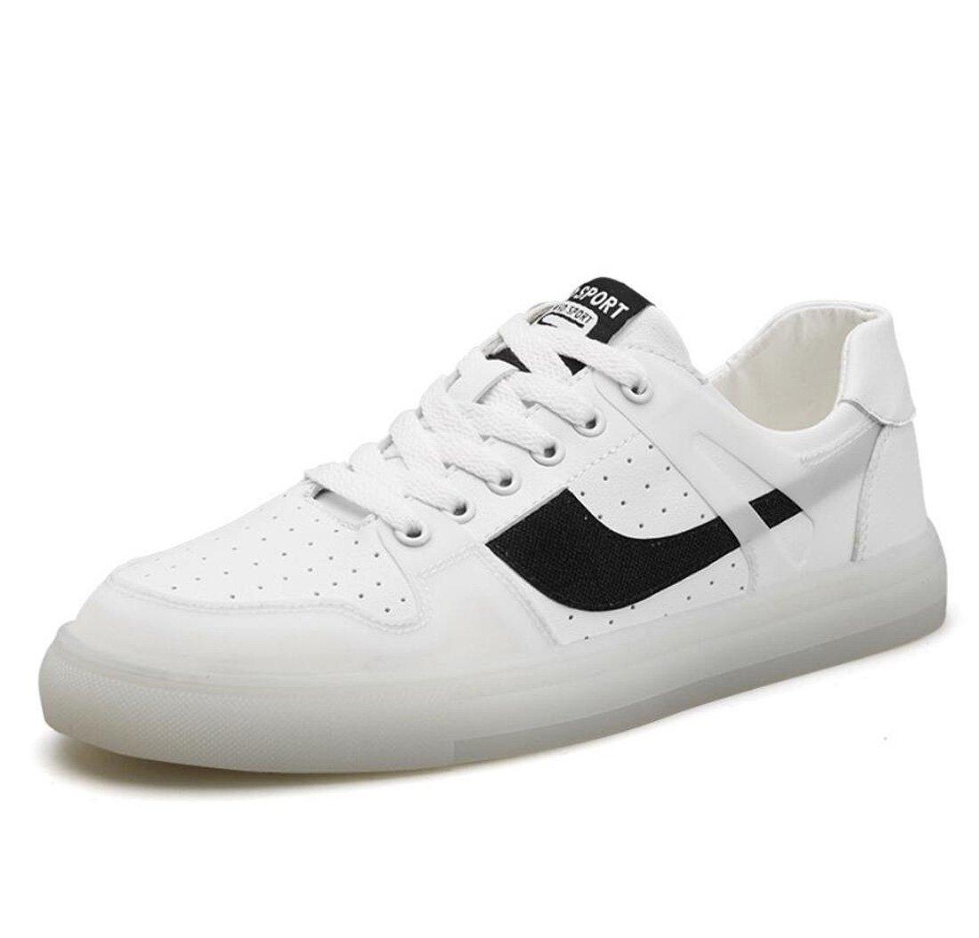 DANDANJIE Zapatos de Hombre Zapatos de Verano Zapatos Huecos Transpirables Zapatos Deportivos de Hombres Salvajes (Color : Negro, Tamaño : 42 EU) 42 EU|Negro