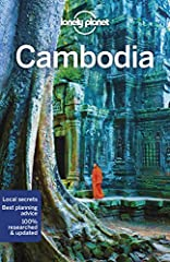 Lonely Planet: The world's number one travel guide publisher*  Lonely Planet's Cambodia is your passport to the most relevant, up-to-date advice on what to see and skip, and what hidden discoveries await you. Watch the sun rise over the magni...