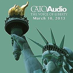 CatoAudio, March 2013