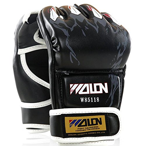 Tiger Claws MMA Gloves (Black) - 6