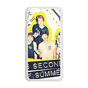 5 Seconds Of Summer Cell Phone Case for Iphone 6 Plus hjbrhga1544