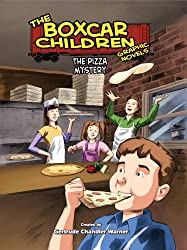 The Pizza Mystery (Boxcar Children Graphic Novels)