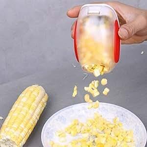 Corn Stripper Corn Tool Threshing Stripping Kerneler Cut Peel Thresher Kitchen Tool