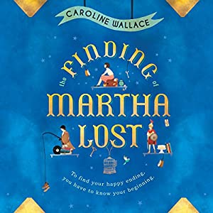 The Finding of Martha Lost Audiobook