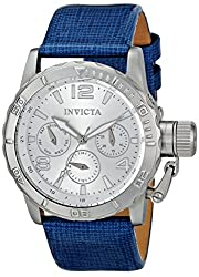 Invicta Women's INVICTA-14793 Corduba Analog Display Swiss Quartz Blue Watch