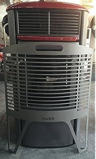 Protector para el cristal de las estufas de pellet o leña DUSS BIO L