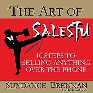 The Art of SalesFu Audiobook