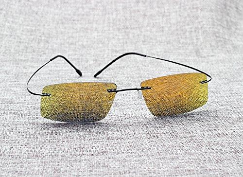 Style sol Aprigy Black Gold para Gafas polarizadas Matrix negro hombre The de g6XEvXqw