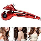 iwish Professional Hair Steam Curler Curling Iron Automatic Styling Curler Machine Tool