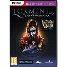 Torment: Tides of Numenera - Day One Edition (PC DVD) UK IMPORT REGION FREE