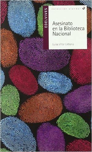 Asesinato en la Biblioteca Nacional: 94 (Alandar): Amazon.es: Villar Liébana, Luisa: Libros