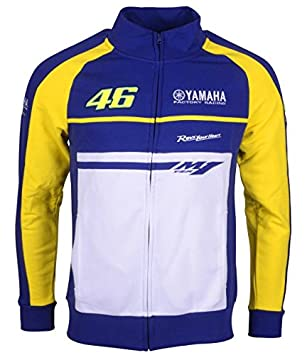 Valentino Rossi VR46 Yamaha Sweater Chaqueta, Royal Blue ...