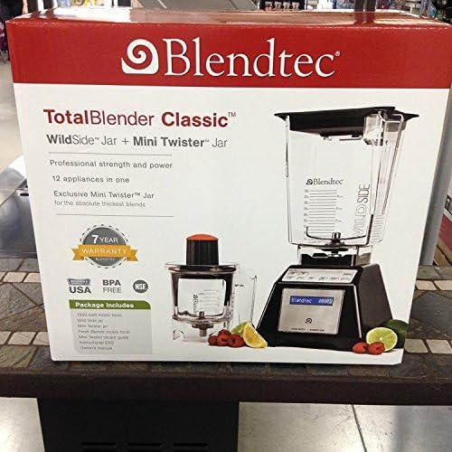 Blendtec Professional 800 Blender Blendtec Total Blend