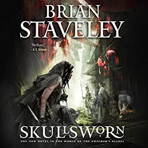 Skullsworn Audiobook