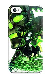 Ideal Audunson Case Cover For Iphone 4/4s(k Wallpapers Art ), Protective Stylish Case