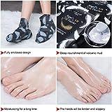 Bariicare Foot Peel Mask Silk Therapy Volcanic