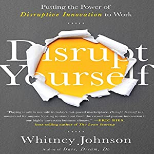 Disrupt Yourself Audiobook