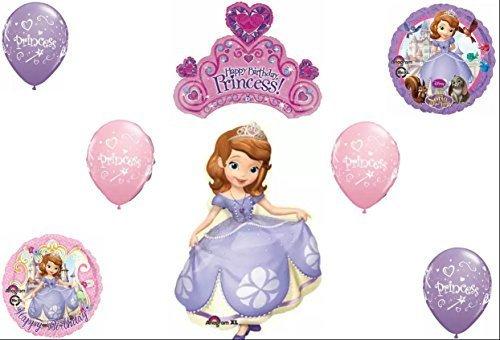 Disney Princess Sofia the First Party Balloon Decoration Kit by Disney Princess Sofia