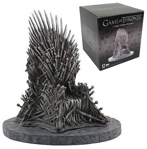 Used, Dark Horse Comics Game of Thrones Miniature Iron Throne for sale  Delivered anywhere in USA